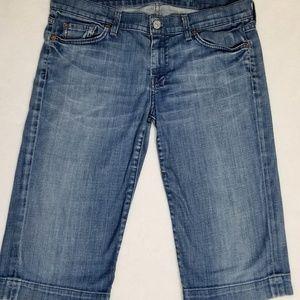 7 For All Mankind USA29Dojo capri Jeans